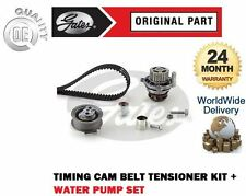 FOR VOLKSWAGEN VW GOLF  2.0 FSi 2004-2008 CAM TIMING BELT KIT + WATER PUMP SET
