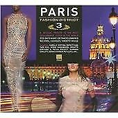Paris Fashion District 3 (2CD), Various, Audio CD, New, FREE & Fast Delivery