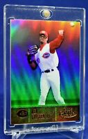 KEN GRIFFEY JR. GOLD LABEL RAINBOW REFRACTOR SP CLASS 1 RARE CINCINNATI REDS