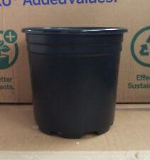 2 gallon Plastic Nursery Garden Flower Pots - 100 POTS