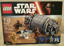 Lego Star Wars 75136 Droid Escape Pod New Sealed Retired Jawa Death Star R2-D2