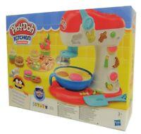 Hasbro Play-Doh Küchenmaschine kreatives Bastel-Set mit Knete E0102 für Kinder