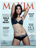 Maxim May 2015 Monica Dogra Anil Kapoor Vince Vaughn Lisalla Montenegro Wilson