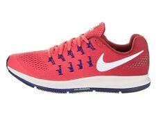NIKE AIR ZOOM PEGASUS 33 Running Trainers Shoes Gym Casual - UK 7 (EUR 41) Ember