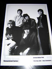 2 ROLLING STONES PROMOTIONAL LIMITED EDITION NUMBERED PRINTS