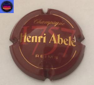 Capsule de Champagne ABELE HENRI Bordeaux n°18 !!!!