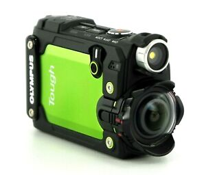 4K Olympus Stylus Tough TG-Tracker Action Camera