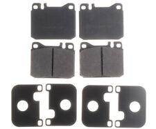 Disc Brake Pad Set-Element3; Metallic Front Raybestos PGD145AM
