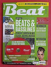 Beat 05/2020 Beats u. Basslines + DVD 8,5GB Wertvolle Studio Software Ungelesen