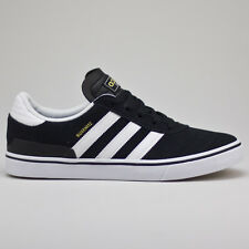 Adidas Busenitz Vulc Skate Trainers Shoes Brand new in box Black UK Size 6-12