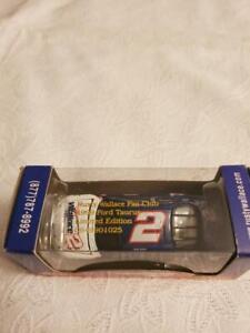Rusty Wallace Fan Club 1999 Ford Taurus #2 NASCAR Diecast 1:64 Limited Edition