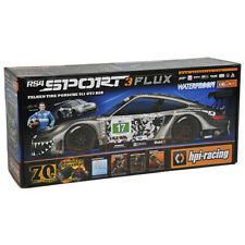 HPI Racing RS4 Sport 3 Flux RTR Falken Porsche 911 GT3 RSR Radio Box Scratched