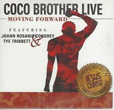 Coco Brother Live - Moving Forward - Promotional CD Single (2010) Cardboard Slv