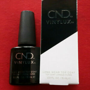 CND Vinylux Long Wear Top Coat❤️7 Tage+❤️Fast drying❤️100% Original USA