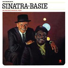 Frank Sinatra - Sinatra-Basie An Historic Musical 1st - VINYL 2013 - Very Good