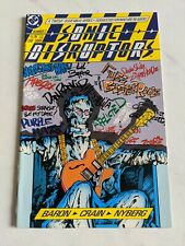 Sonic Disruptors #3 February 1988 DC Comics