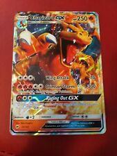 Charizard GX 20/147 Burning Shadows  - Near Mint - Ultra Rare Pokemon Card