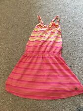NWT Juicy Couture Girl PINK Star 100% cotton Summer DRESS Size 4 5 years Gift