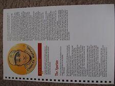Red Ruffing 1989 Baseball Card Engagement Book w/ 1930 Cracker Jack PR4 Drawing