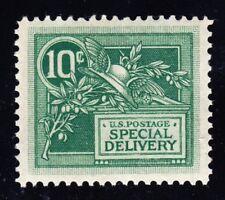 US E7 10c Special Delivery Mint OG LH PSAG '90' w/ PSAG Cert