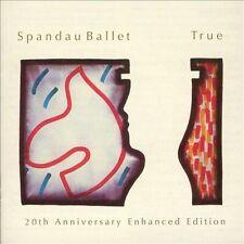 True [Remaster] by Spandau Ballet (CD, Mar-2003, Chrysalis Records)