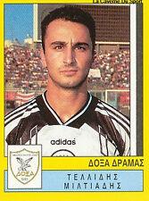 N°084 PLAYER DOXA DRAMA GREECE HELLAS PANINI GREEK LEAGUE FOOT 95 STICKER 1995