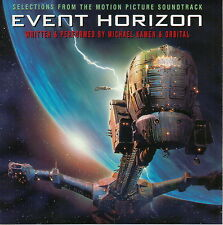Event Horizon (Music from and inspired by the Film) - MICHAEL KAMEN (CD 1997)