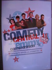 COMEDY CENTRAL EMMY DVD Complete JOAN RIVERS ROAST +Daily Show Demetri Martin +