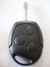 Ford Fiesta MK6 2002 - 2008 remote key fob with 4D63 transponder tibbe blade