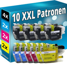 Set 10 XL TINTE PATRONEN kompatibel BROTHER MFC J5330DW J5335DW J5730DW J5930DW