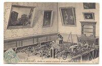 château de chambord, modèle de matériel d'artillerie offerts au duc de bordeaux