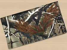Checkbook Covers Fabric  Camouflage Camo RealTree® Hunting Handmade