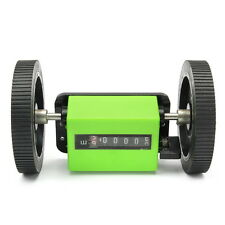 Mechanical Length Counter Textile Printing & Dyeing Meter Counter Rolling Wheel