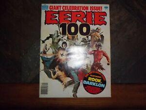 Eerie Magazine- Issue  # 100   1978     NM-
