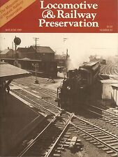 Locomotive & Railway Preservation Magazine May / June 1989 Number 20