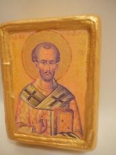 Saint John Chrysostom  Greek Orthodox Icon