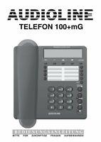 Audioline Freisprech-Telefon 100+mG