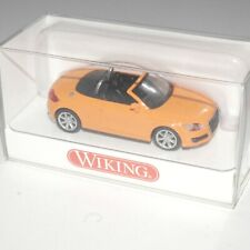 Wiking H0 1:87 Automodell Audi TT  rot 134 01 30 NOS NEU OVP