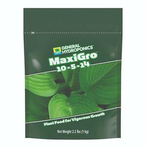 General Hydroponics MaxiGro for Gardening, 2.2 lbs.