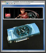 AMD Radeon HD 6870 1GB Graphics Video Card For Apple Mac Pro 1,1-5,1 *5870 10.13