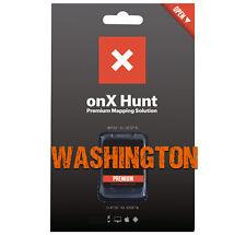 onX Premium Maps GPS Chip Landowners & Property Boundaries for Garmin - WA