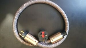 Hifi power cable