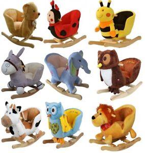 Schaukelpferd Schaukeltier Kinder Schaukel Pferd Schaukelspielzeug BabyGo