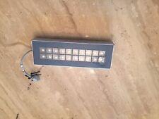 QSR KP-4000 Bump Bar Keypad with Cable