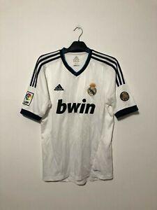 Real Madrid Home Football Shirt 2012/13 Small 12/13 S