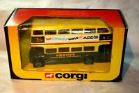 Corgi #482 Routmaster, Addis Livery, Mint Condition in Original unopened  Box