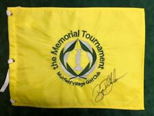 Bryson DECHAMBEAU Signed USA Muirfield Memorial Golf Flag 2 Autograph AFTAL COA