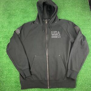 NIKE 2012 DREAM TEAM USA BASKETBALL HOODIE - SIZE XL OLYMPICS XX KOBE LEBRON