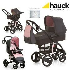 Hauck Malibu XL All in One Travel System (Birdie) | 3in1 Travel System