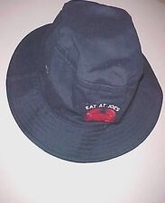 Joe's Crab Shack Eat At Joe's Adult Unisex Navy Dark Blue Fisherman Hat One Size